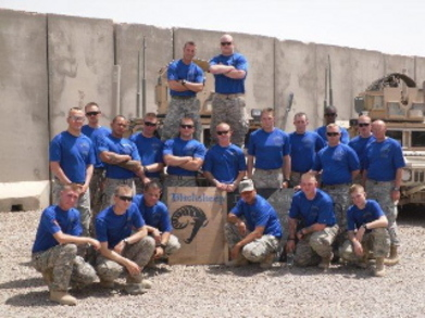 "3rd Platoon ""Blacksheep"" T-Shirt Photo"