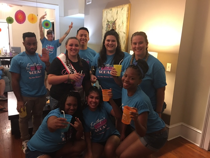 Key West Birthday Blowout!! T-Shirt Photo