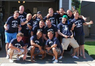 Summer 2009 Man Day T-Shirt Photo