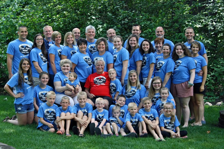 80th Birthday Surprise T Shirt Photo