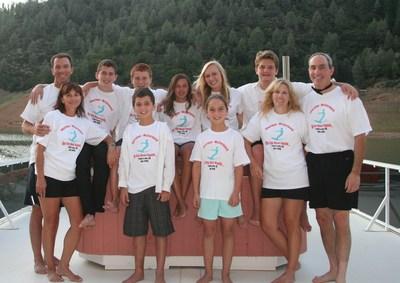 Sheridan Mc Cormack Houseboat Trip T-Shirt Photo