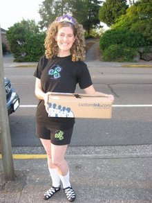 Irish Dancers Love Custom Ink! T-Shirt Photo