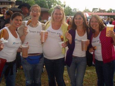 Team Sal Goes To The Fair T-Shirt Photo