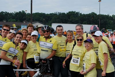Livestrong Philly Challenge T-Shirt Photo
