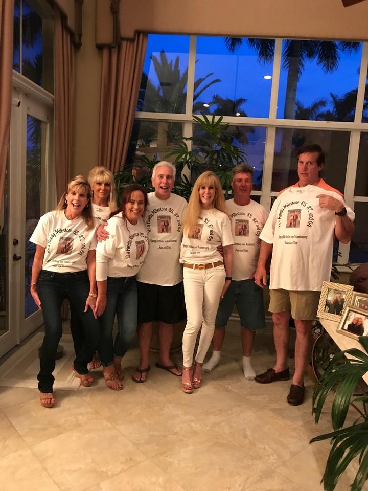 85th Birthday Party T Shirt Design Ideas