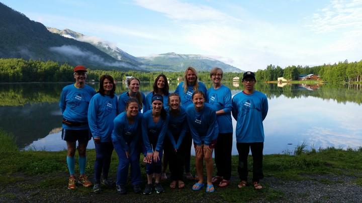 Alaska Relay Team 2017 T-Shirt Photo