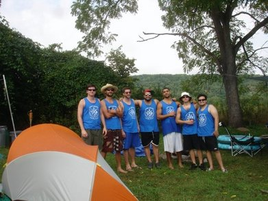 Bro Tastic Camping 2009! T-Shirt Photo