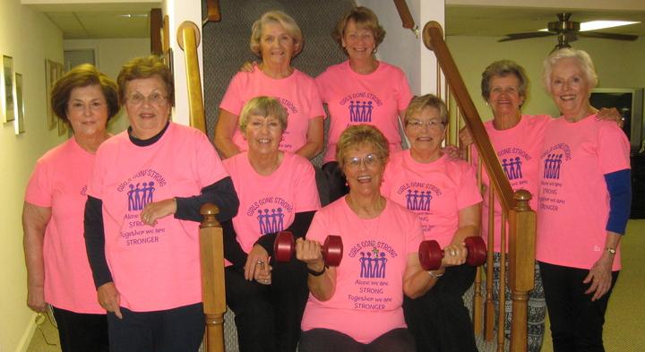 Strong Woman T-Shirt Photo