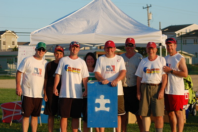 Sea Isle City Wiffle Classic   A Fundraiser For Autism Speak T-Shirt Photo