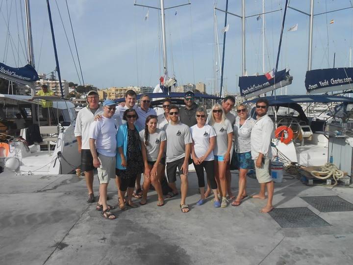 Sailing In Majorca! T-Shirt Photo