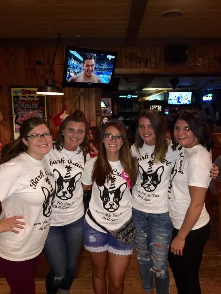 Bark Crawl T-Shirt Photo