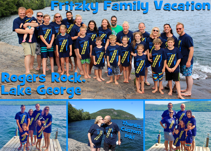 Lake George T-Shirt Photo