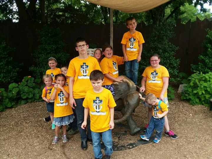 Zoo Trip T-Shirt Photo