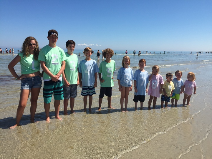 Slaters By The Sea T-Shirt Photo