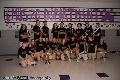 Nashua Band Seniors T-Shirt Photo