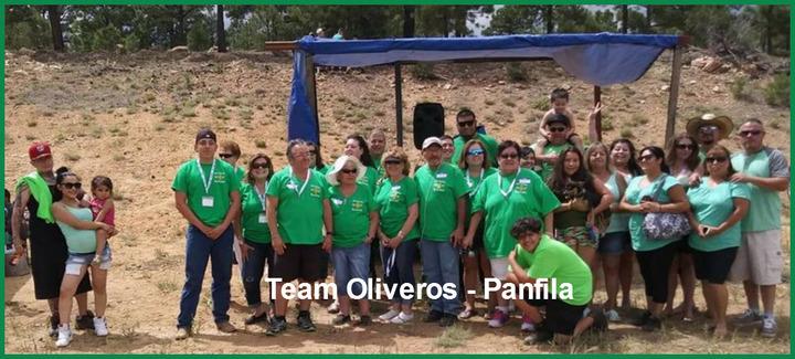 Team Oliveros   Panfila T-Shirt Photo