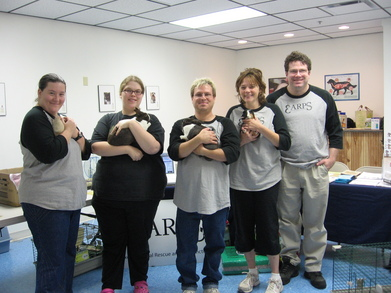 Earps Adoption Event T-Shirt Photo