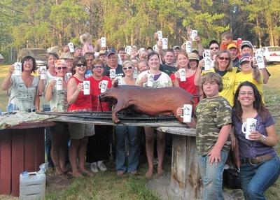 Pig Hill 25th Annual T-Shirt Photo
