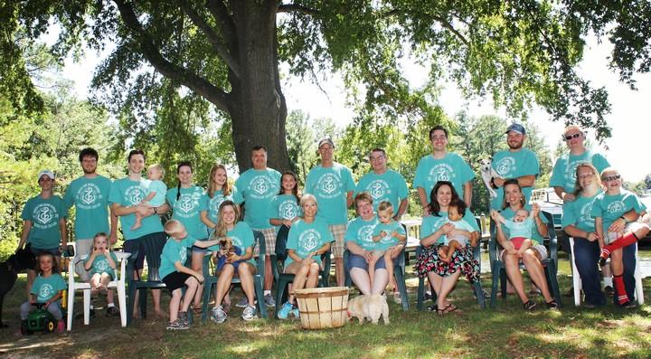 Segerson Family Reunion 2017 T-Shirt Photo