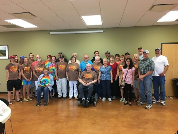 Dugdale Family Reunion T-Shirt Photo