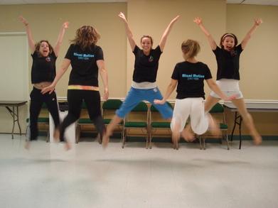 Dance Practice T-Shirt Photo