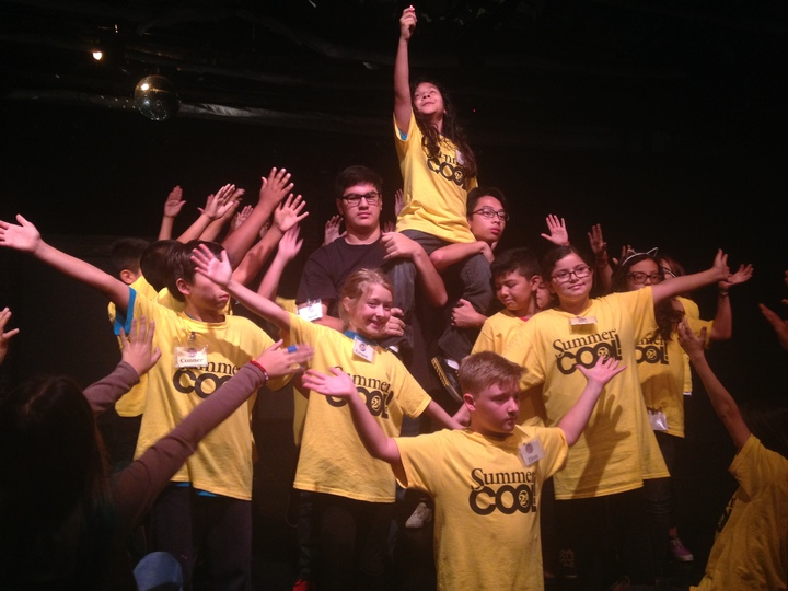 Our Summer 'cool Final Performance T-Shirt Photo