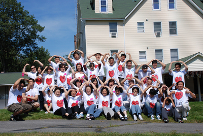 New York Psalm Church  Hope And Praise! T-Shirt Photo