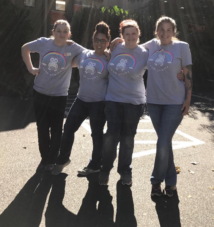 Team Unikitty T-Shirt Photo