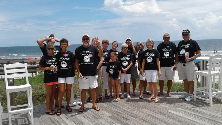 Total Eclipse Pawleys Island Gang T-Shirt Photo