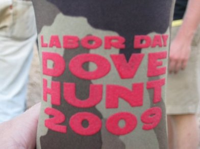 Koozie Close Up T-Shirt Photo