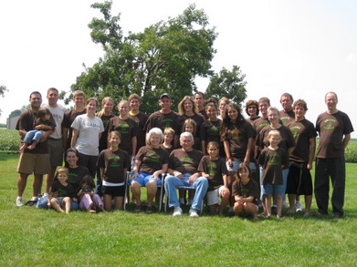 Gramm Campout 2009 T-Shirt Photo