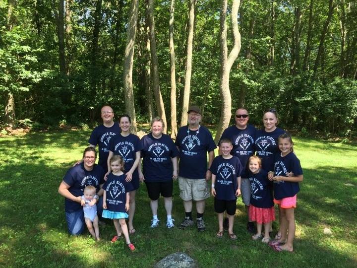 Whipple Family T-Shirt Photo