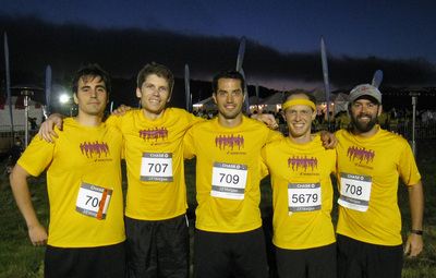 Mind Tribe Run 2009 T-Shirt Photo