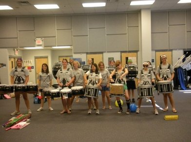 """Revamped Drumline"" T-Shirt Photo"