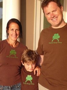 Stone Soup Films T-Shirt Photo