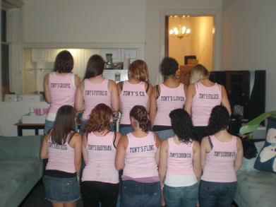 """The """"Tony"""" Campaign T-Shirt Photo"""