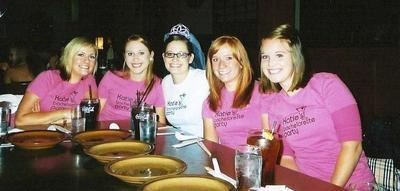 Katie's Bachelorette Party T-Shirt Photo