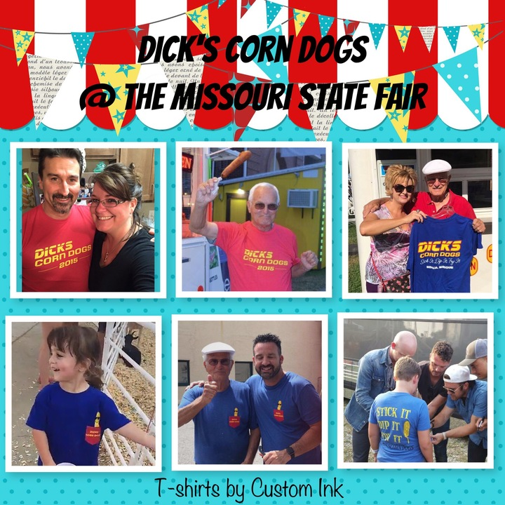 Dick's Corn Dogs T-Shirt Photo