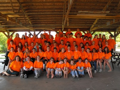 Pilgrim Lutheran Church Confirmation Retreat 2009 T-Shirt Photo