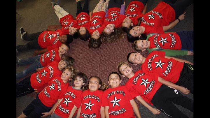 Love For Lastrico's Legends T-Shirt Photo