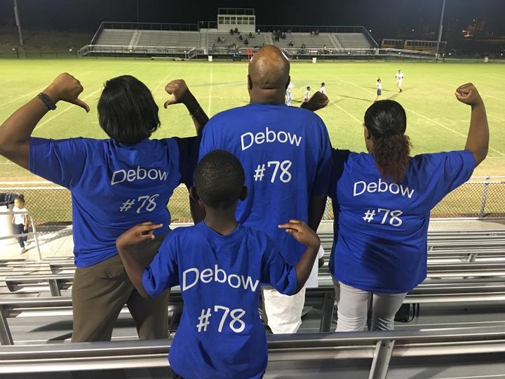 Team Debow T-Shirt Photo