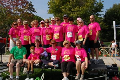 Team Keating Runs In Proud Memory Of Suzy T-Shirt Photo