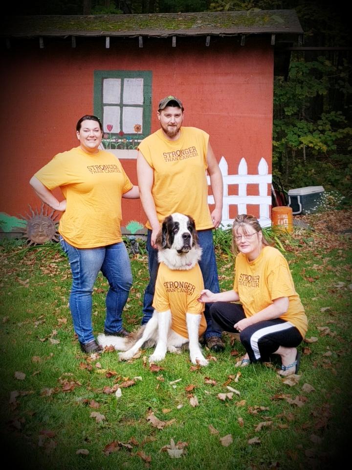 #Taborstrong #Team Tabor T-Shirt Photo