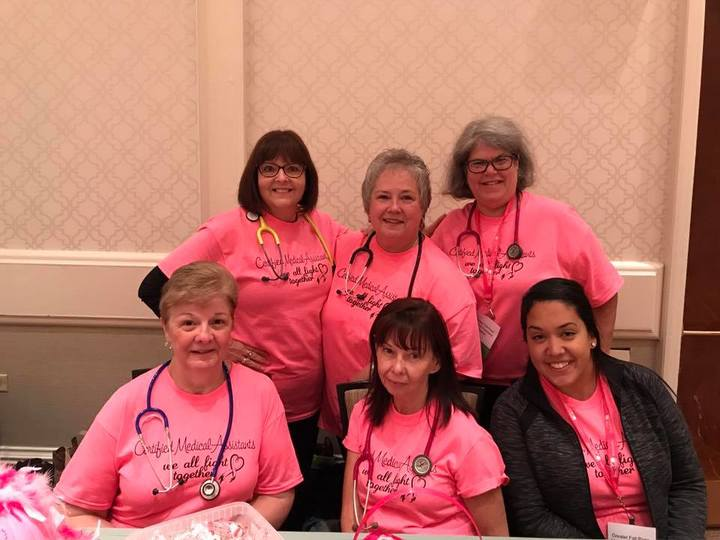 Greater Fall River Chapter Of Medical Assistants At Waterfire T-Shirt Photo