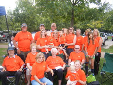 "Buddy Walk 2009   ""Trekkin' For Tanner"" T-Shirt Photo"