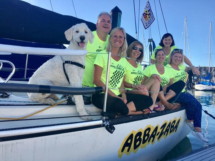 Abba Zaba Race! T-Shirt Photo