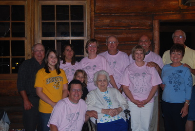 Family Gatherting T-Shirt Photo