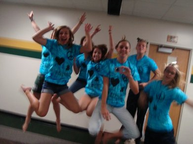Divers: Leaping Off The Boards And In The Hallway T-Shirt Photo