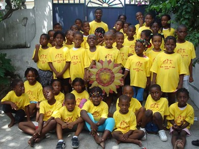 Camp Dete Du Soleil 2009 Summer Camp Program T-Shirt Photo