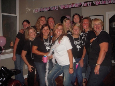 Emily's Bachelorette Party T-Shirt Photo